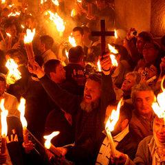 Благодатный огонь или безблагодатное надувательство?