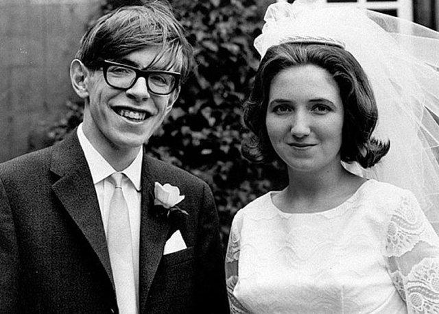 Хокинг с первой женой Медиапроект s-t-o-l.com