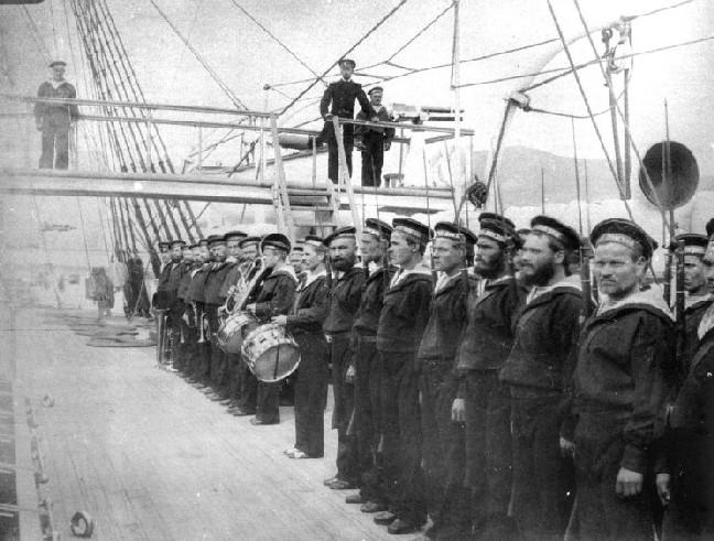 Моряки Императорского Флота Медиапроект s-t-o-l.com