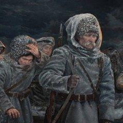 Первый Ледяной поход