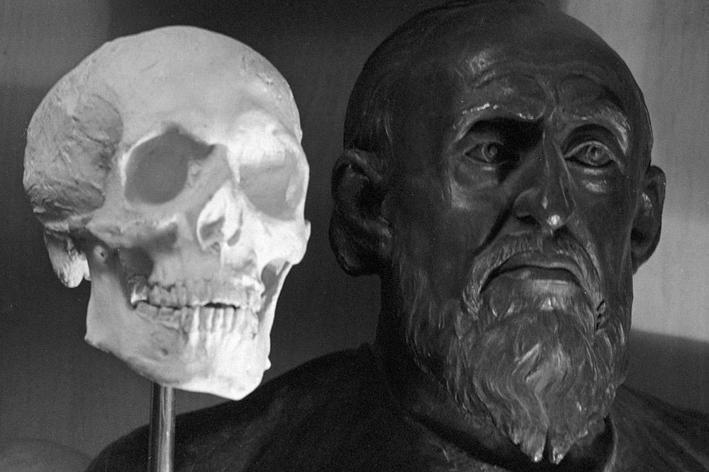 Иван Грозный реконструкция по черепу Медиапроект s-t-o-l.com