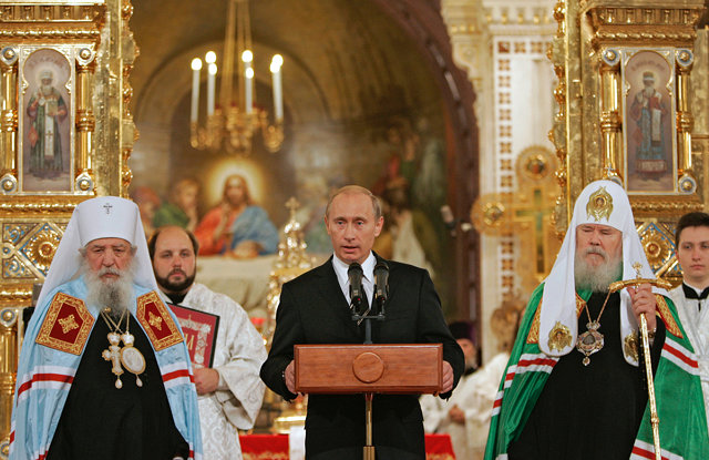 Воссоединение РПЦЗ и РПЦ МП Медиапроект s-t-o-l.com