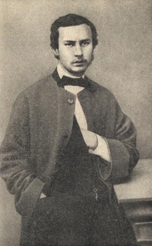 В.В.Верещагин – ученик Академии художеств 1860 Медиапроект s-t-o-l.com