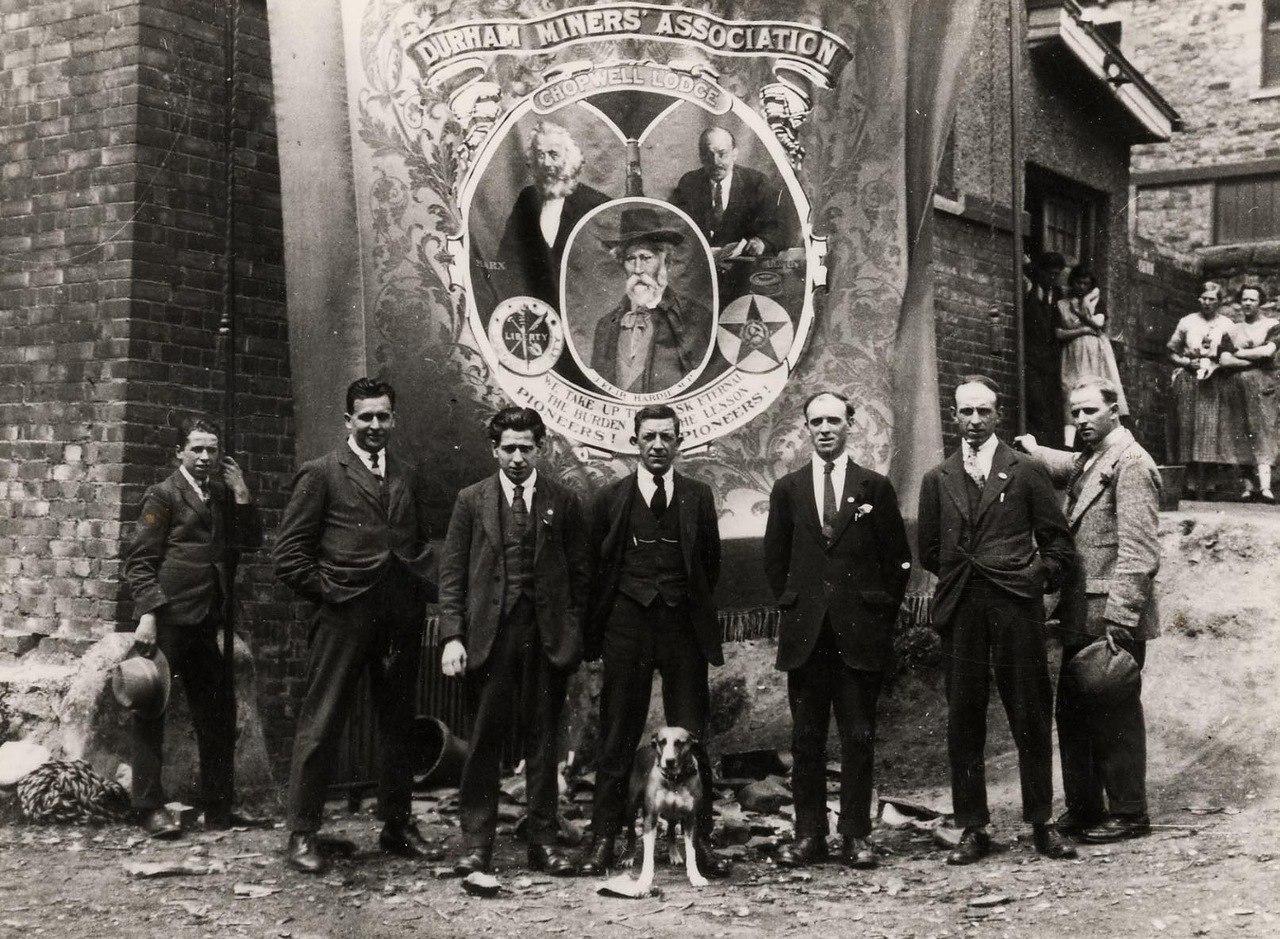Всеобщая Стачка в Великобритании, 1926 год Медиапроект s-t-o-l.com