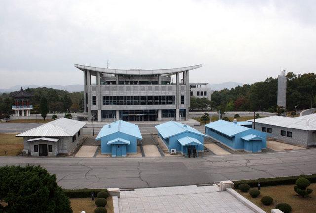 Граница Северной и Южной Кореи Медиапроект s-t-o-l.com