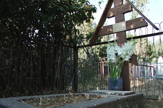могила инокини Иоанны (Рейтлингер) в г. Чирчик под Ташкентом Медиапроект s-t-o-l.com