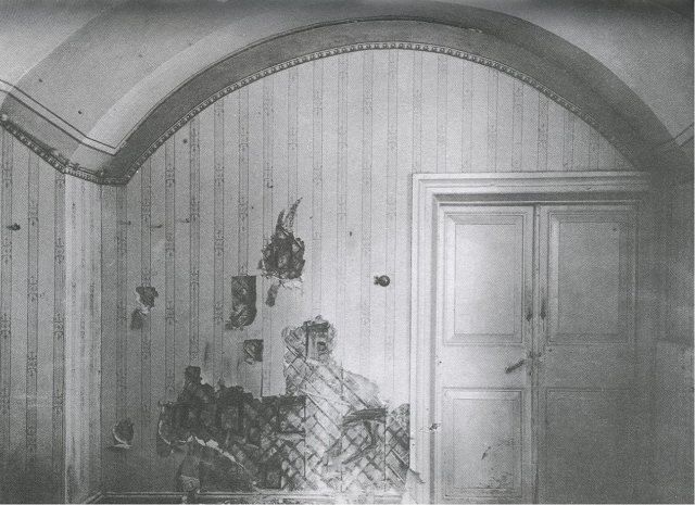 Комната расстрела царской семьи Медиапроект s-t-o-l.com