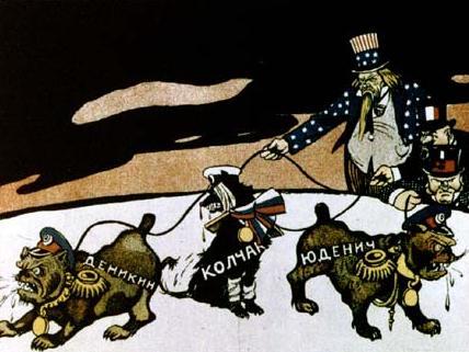 Плакат советской пропаганды Медиапроект s-t-o-l.com
