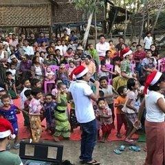 Мьянма горит в моём сердце