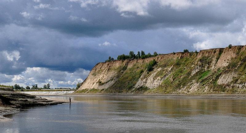 Кашлык - место, где проходила битва между Ермакром и войском Кучума Медиапроект s-t-o-l.com