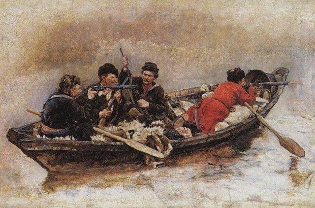 Казачья лодка Медиапроект s-t-o-l.com