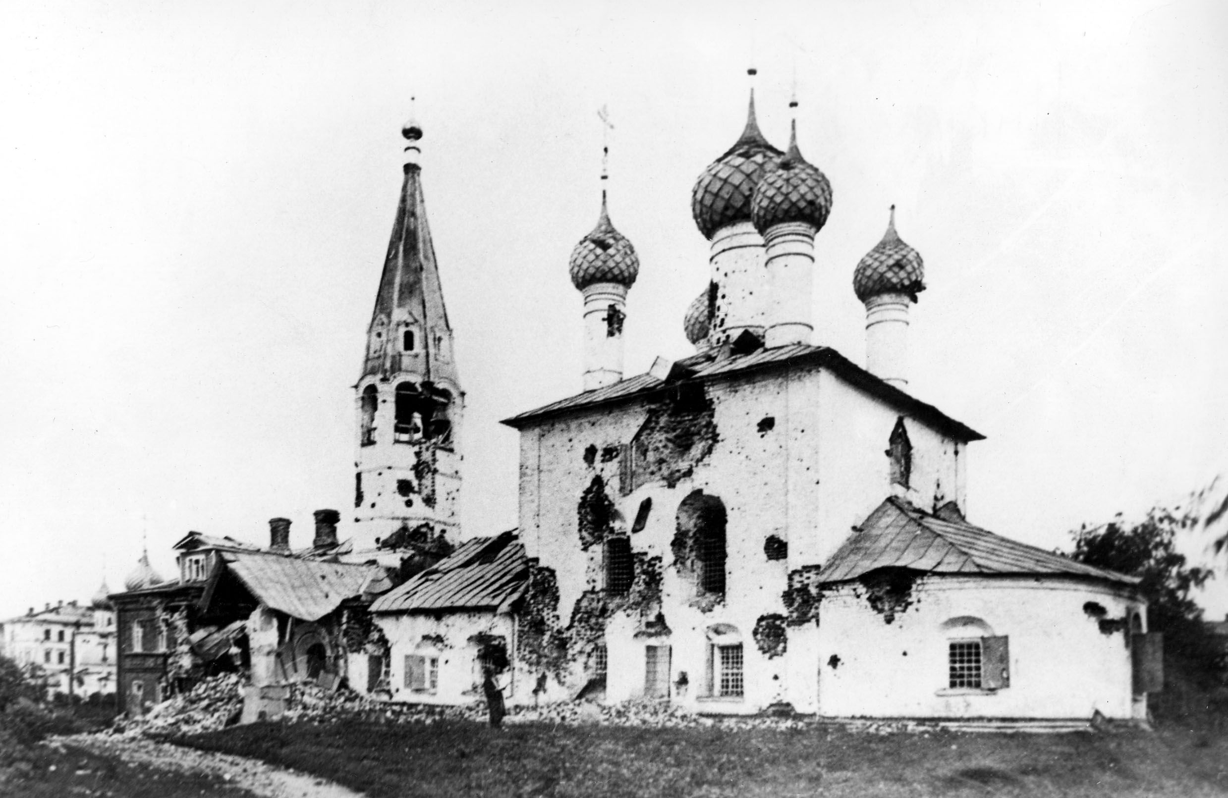 Церковь Никола Рубленый после восстания Медиапроект s-t-o-l.com