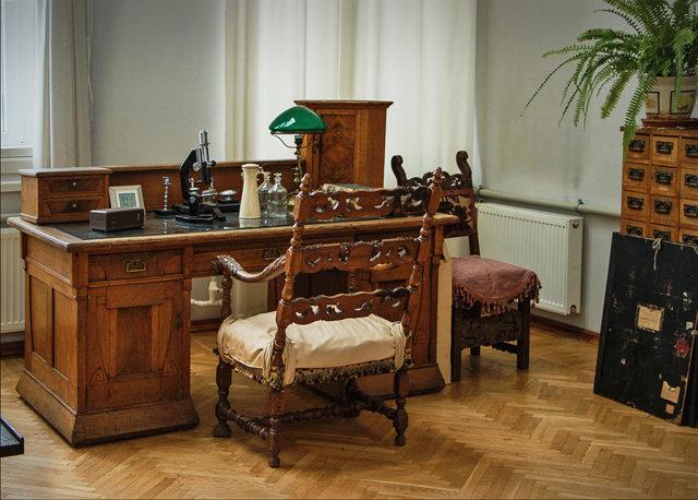 Музей-квартира А. И. Куинджи в Санкт-Петербурге. Фото: Кристина Рудич Медиапроект s-t-o-l.com