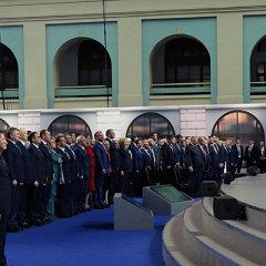 Владимир Путин снова обратился к Федеральному собранию