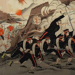 В эту ночь решили самураи…
