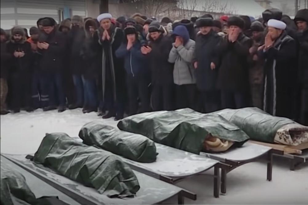Прощание с погибшими в Астане детьми Медиапроект s-t-o-l.com