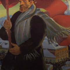 Большевикипротив игумена земли Русской