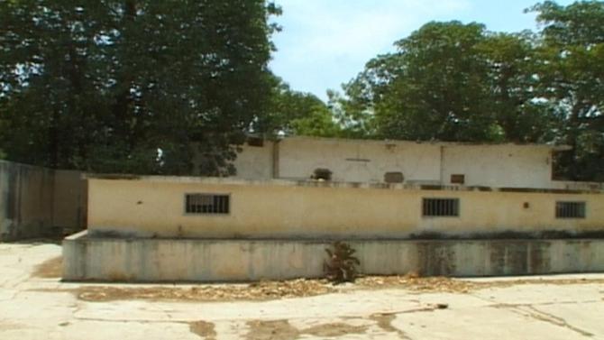 Вентиляционная шахта политической тюрьмы «Piscine» Медиапроект s-t-o-l.com