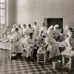 Когда медсестра – сестра