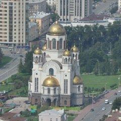 Патриарху досталось за Екатеринбург