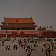 Тяньаньмень: игры генсеков