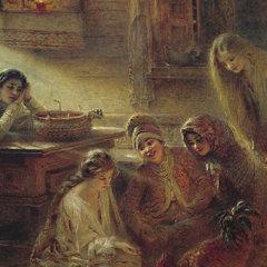 Гадание на святой воде и другие рецепты