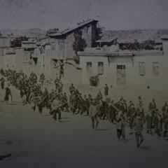 «Помню лишь солдат, голод, плач и кровь…»
