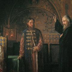 Митрополит Филипп (Колычев). Победа над деспотом