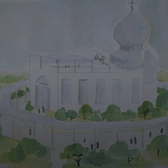 Каким должен быть храм XXI века?