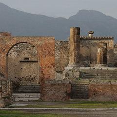 В Помпее нашли останки двух жертв извержения Везувия