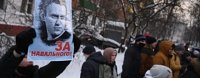 Школьника допрашивали четыре часа из-за портрета Навального