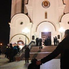 Церковь к острой ситуации в России не готова