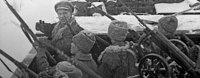 Крестьянская война 1921 года: раскол