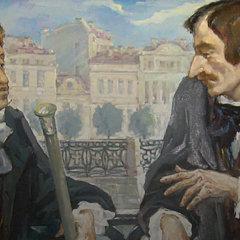 Гоголь хотел заново явить людям Христа