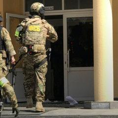 Выстрелы в Казани