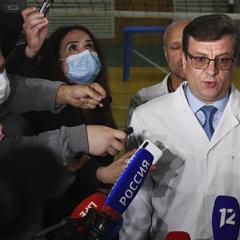 Врач, не отпускавший Навального из Омской больницы, пропал в лесу и нашёлся