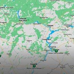 Карта ковид-безопасных храмов