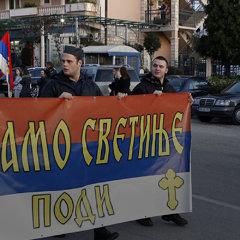 На Балканах снова война: президент будет мстить церкви