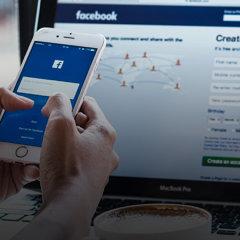 Кто-то уронил Facebook, но мир устоял